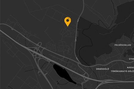 Turbosol térkép
