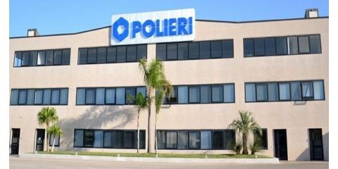 Officine Polieri srl - 1982 óta a gépgyártás szolgálatatában: ismerje meg Ön is!