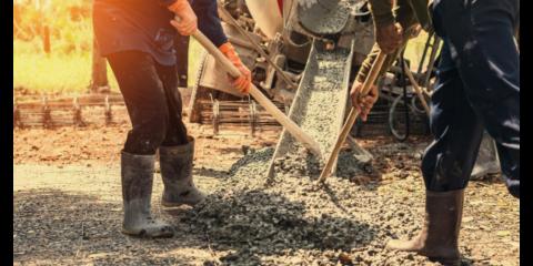 Ismerje meg a betonkeverőt - részleteiben!