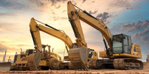 Építőipari gépek, minden amire szüksége lehet