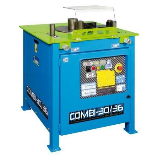 SIMA COMBI 30/36  asztali vágó és hajlító gép