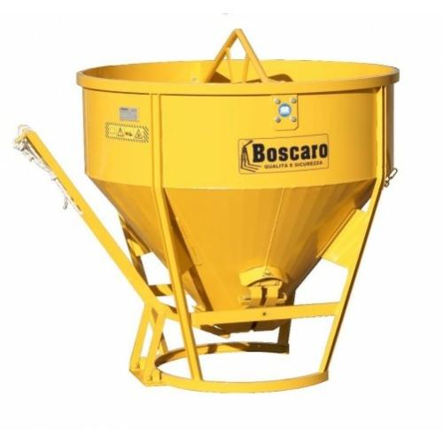 Conical concrete bucket C-N ACCESSORIES -INC