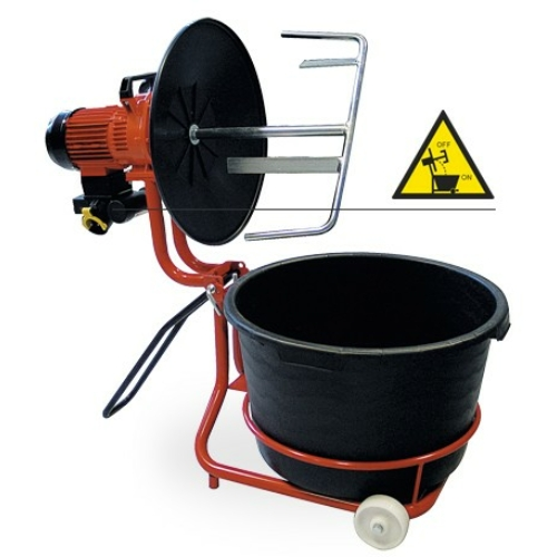 Battipav Mixer 50 230V vödrös habarcskeverő