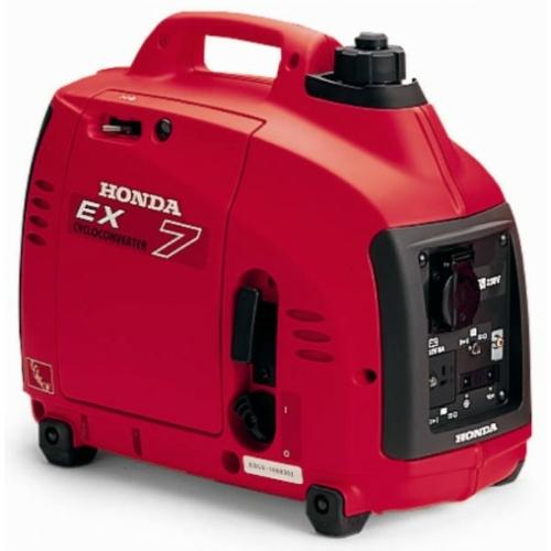 HONDA EX 7 áramfejlesztő