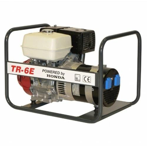 TR - 6E áramfejlesztő