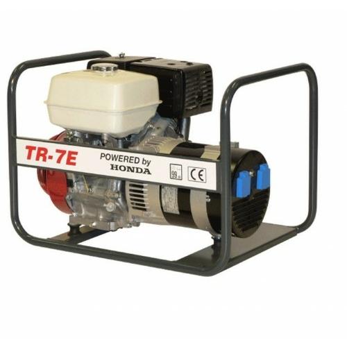 TR - 7E áramfejlesztő