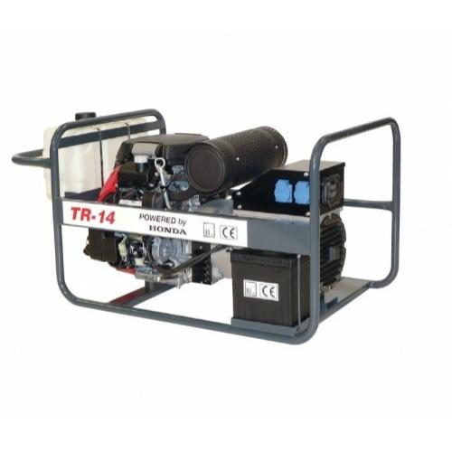 TR - 14 áramfejlesztő (három fázisú)
