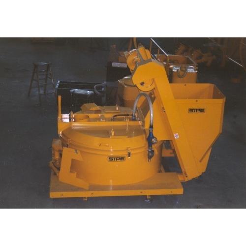 SIPE TTM 1100 CAV Kényszerkeverő