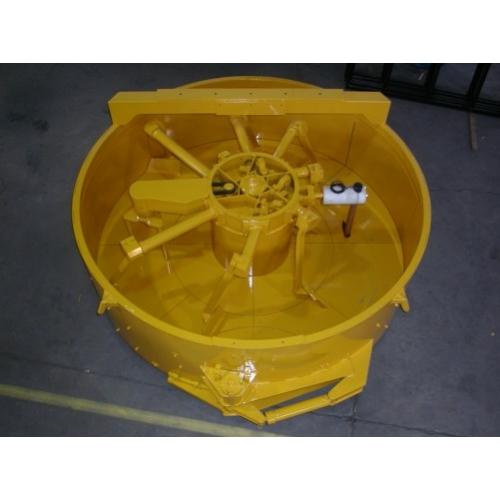 SIPE TTM 1500 CAV Kényszerkeverő