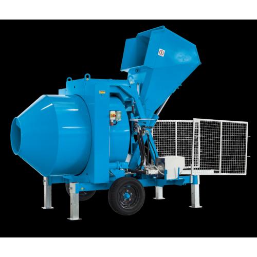 Polieri Hydro 400 Telepített Hidraulikus Betonkeverő