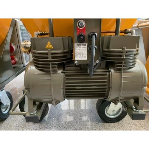 Vakológép Kompresszor 230V / 50Hz, 210 liter/perc
