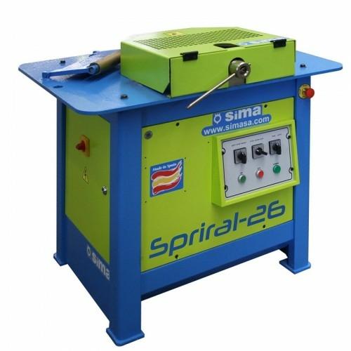 Sima Spiral 26 Spirálhajlítógép