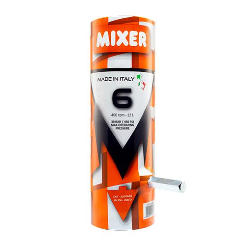 Mixer D6-3 Csigaköpeny 380V Háromfázisú Vakológépkehez (Giotto, Ecomix, PFT, Putzmeister....)