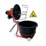 Kép 2/6 - Battipav Mixer 50 230V vödrös habarcskeverő