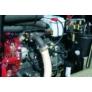 Kép 6/10 - Estrich pumpa beépített kompresszorral Turbosol Transmat 27.45 DC kivitelben