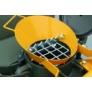 Kép 5/10 - Estrich pumpa beépített kompresszorral Turbosol Transmat 27.45 DC kivitelben