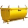 Kép 1/2 - Boscaro Daruzható Sittkonténer A-99S Model, 1 000 literes