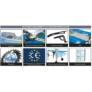 Kép 2/2 - Sima Eurotron 315 Plus Asztali Kőrfűrész 230V vagy 400V